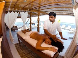 NEW Maldives Aruyvedic Spa Wellness Liveaboards